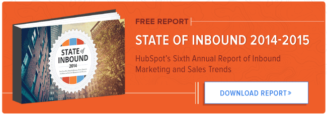 Hubspot State of Inbound Report