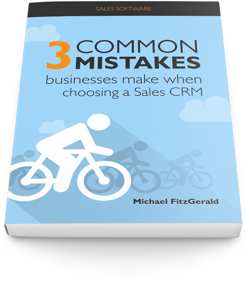 3 mistakes when choosing a sales CRM
