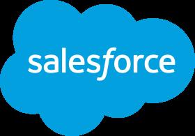 Salesforce logo OnePageCRM