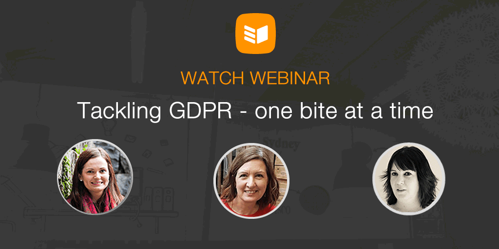 GDPR guide for CRM