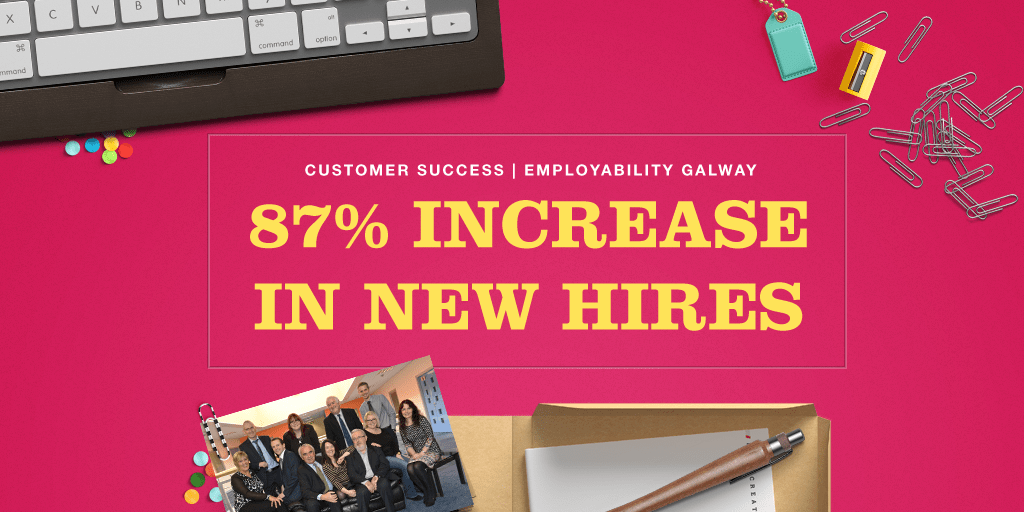 EmployAbility Galway increases new hires by 87% since using OnePageCRM