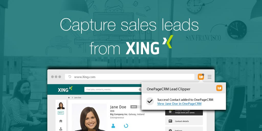 Chrome Lead Clipper for XING