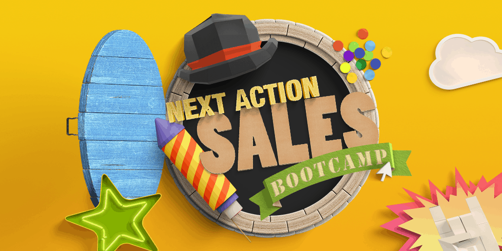 The Next Action Sales Bootcamp (Email Course)
