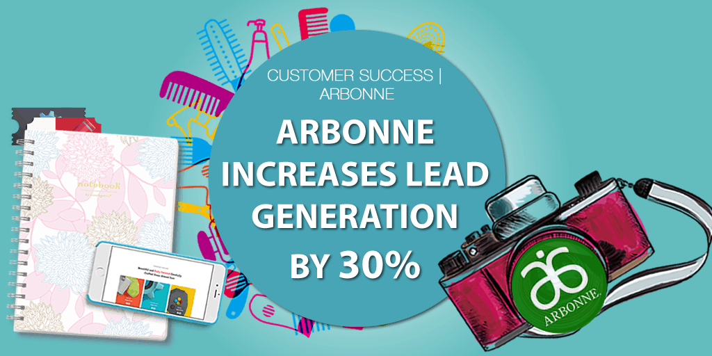 Arbonne boosts lead generation by 30% per month using OnePageCRM