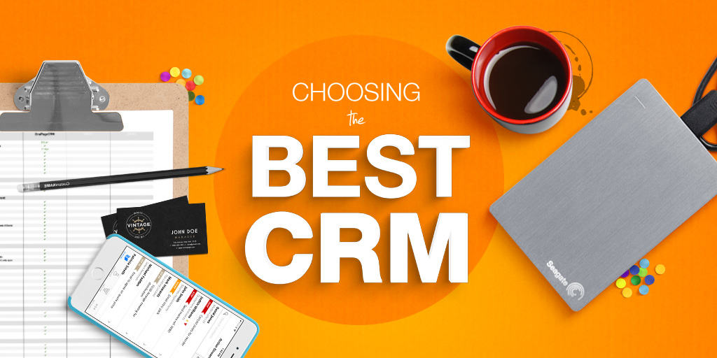 Choosing the best CRM for sales [Insider's guide]