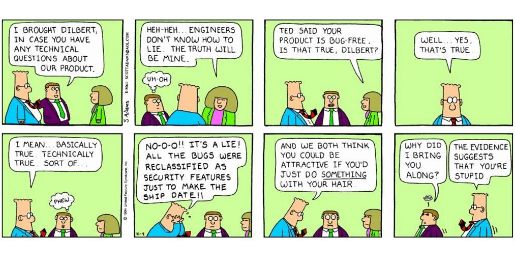 Sales teamwork