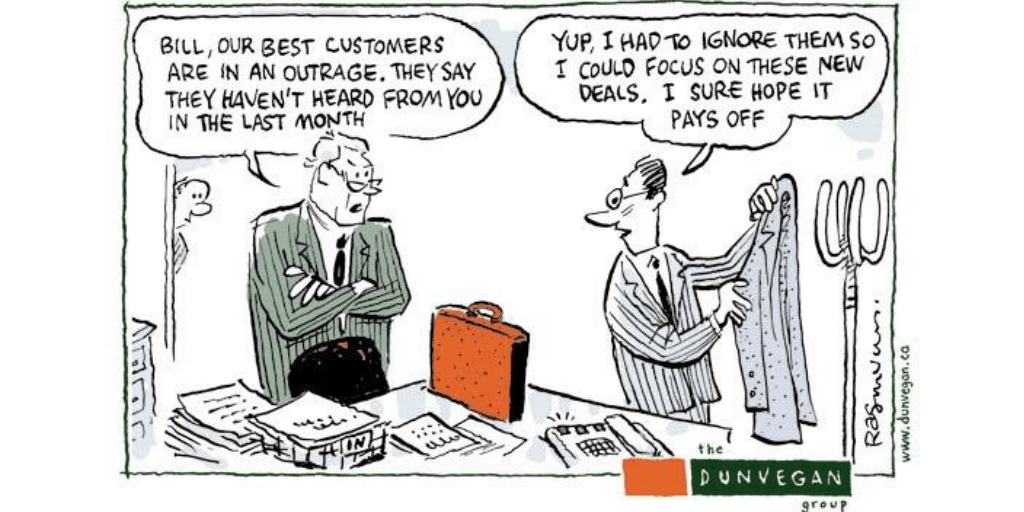 Follow up with sales CRM