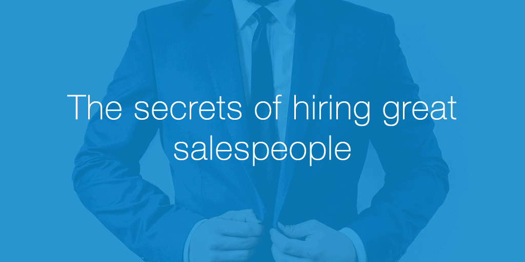 hiring-salespeople