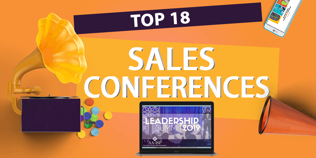 Top 18 Sales Conferences to attend in 2019