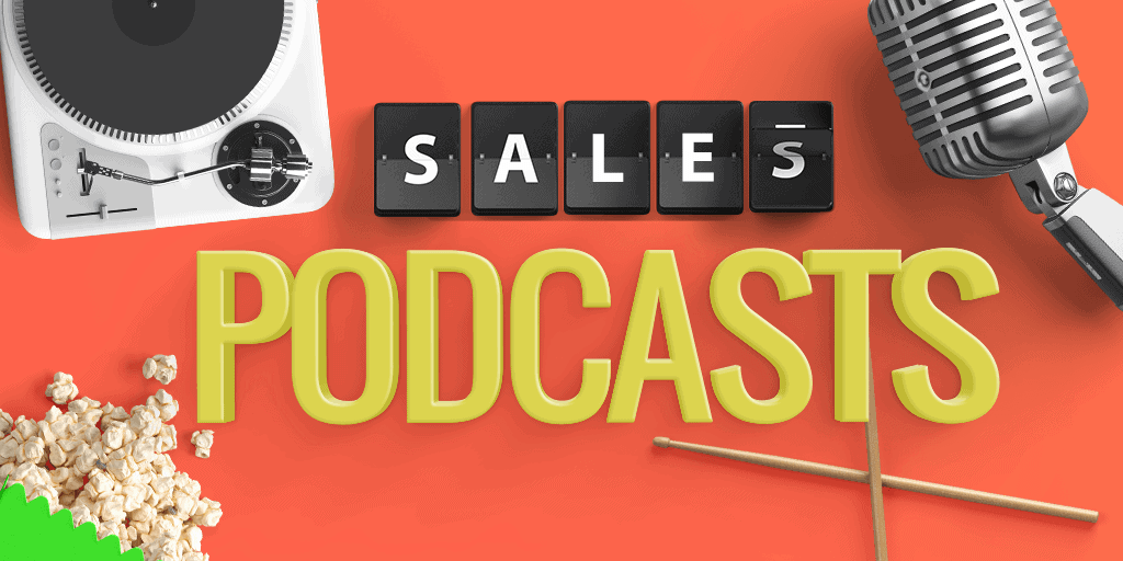 Top 24 sales podcasts for sales people and leaders in 2017