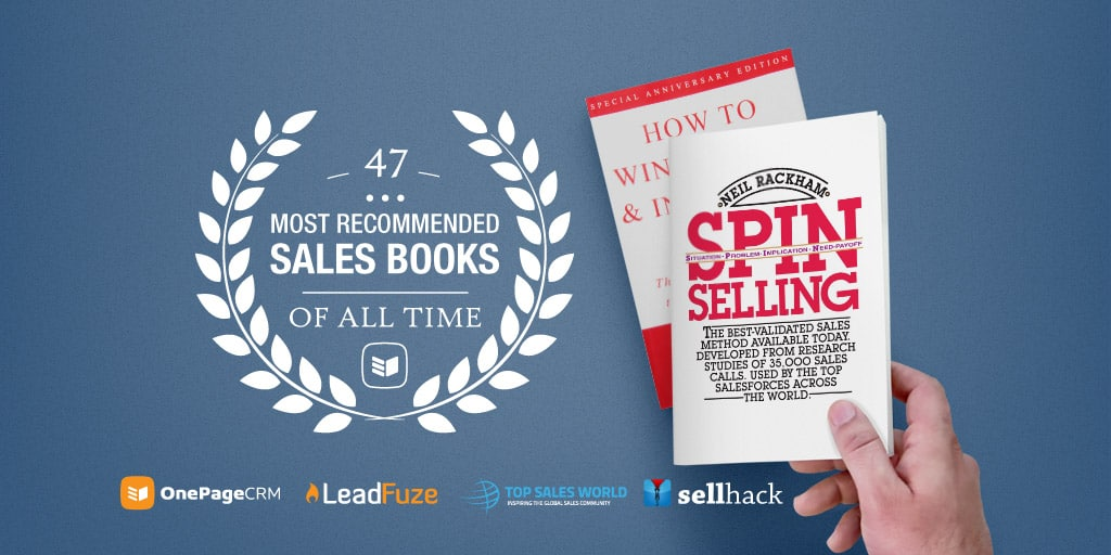The greatest sales books of all time!